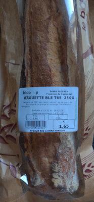 Baguette blé T65 - Prodotto - fr