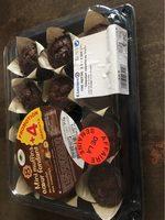 Mini muffins fondant - Produit - fr