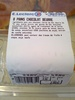 Pains chocolat beurre (x 8) - Leclerc - Product