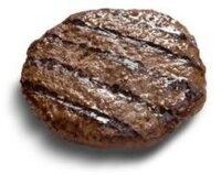 Steak burger - Product