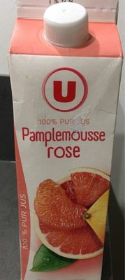100% pur jus pamplemousse - Product