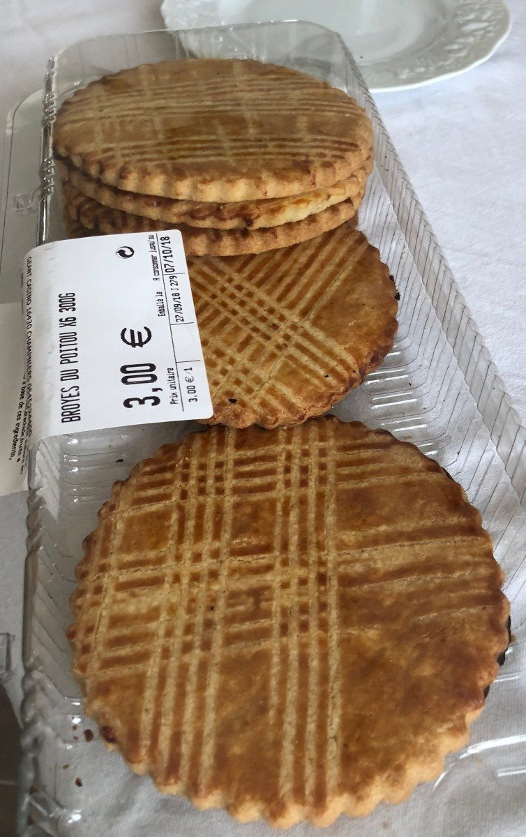 Broyés du Poitou - Produit - fr