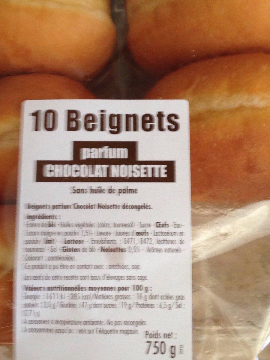 Beignets - Produit - fr