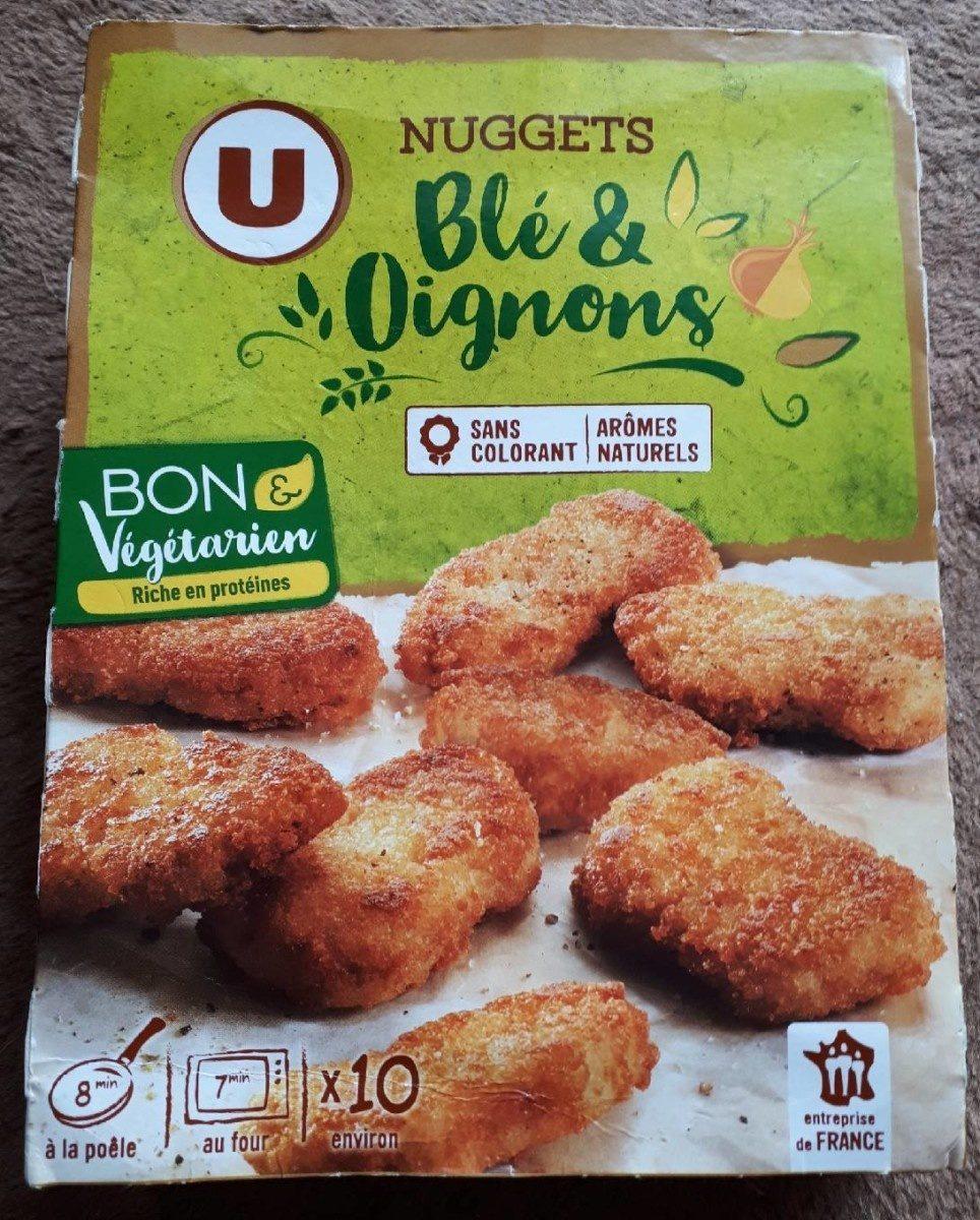 Nuggets Blé & Mignons - Product