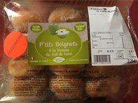 12 P'tits Beignets à la Pomme du Val de Loire - Produit