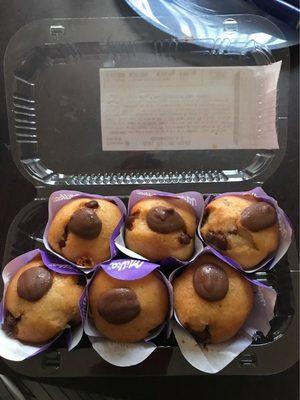 mini muffins milka - Produit - fr