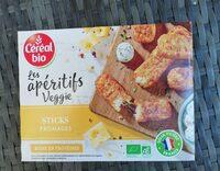 Sticks fromage - Produit - en