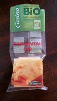 Emmental Bio - Product
