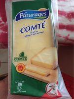Comté paturage au lait cru affinage 6 mois - Produit - fr