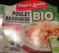 Poulet basquaise - Product - fr