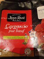 Carpaccio pur boeuf - Produit - fr