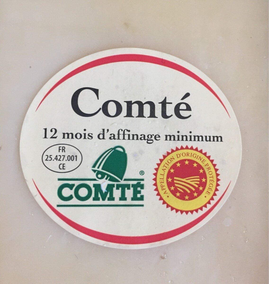 Comte AOP - Prodotto - fr