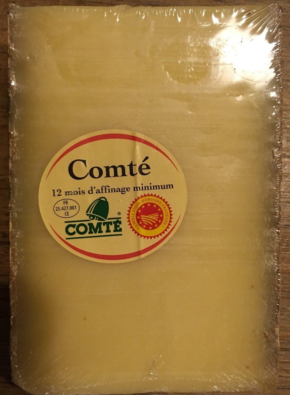Comté - Prodotto - fr
