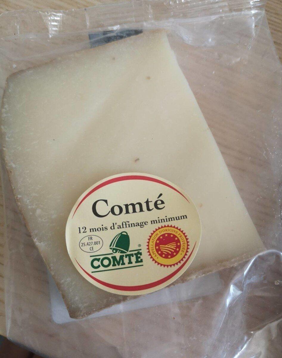 Comté 12 mois d'affinage minimum - Prodotto - fr