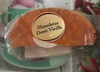 Mimolette - Produit - fr