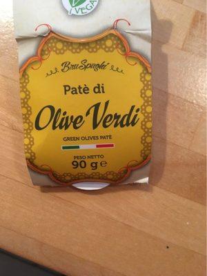 Olive Verdi - Product
