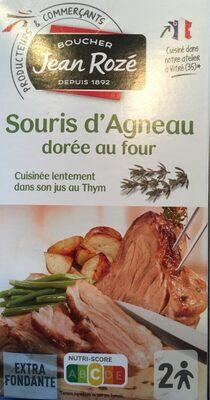 Souris d'agneau - Produit - fr
