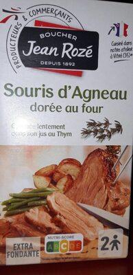 Souris d'agneau dorée au four - Product