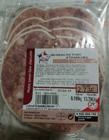 Museau de porc - Product - fr