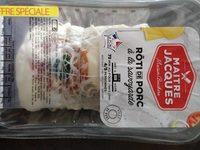 Rôti de porc à la Savoyarde - Product - fr
