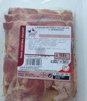 Langue de porc en gelee - Product - fr
