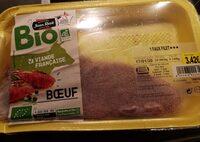 Boeufs - Valori nutrizionali - fr
