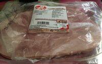 Jambon blanc label rouge - Product
