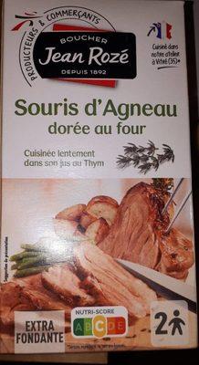 Souris d agneau dorée au four - Product - fr