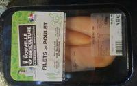Filets de poulet - Produit