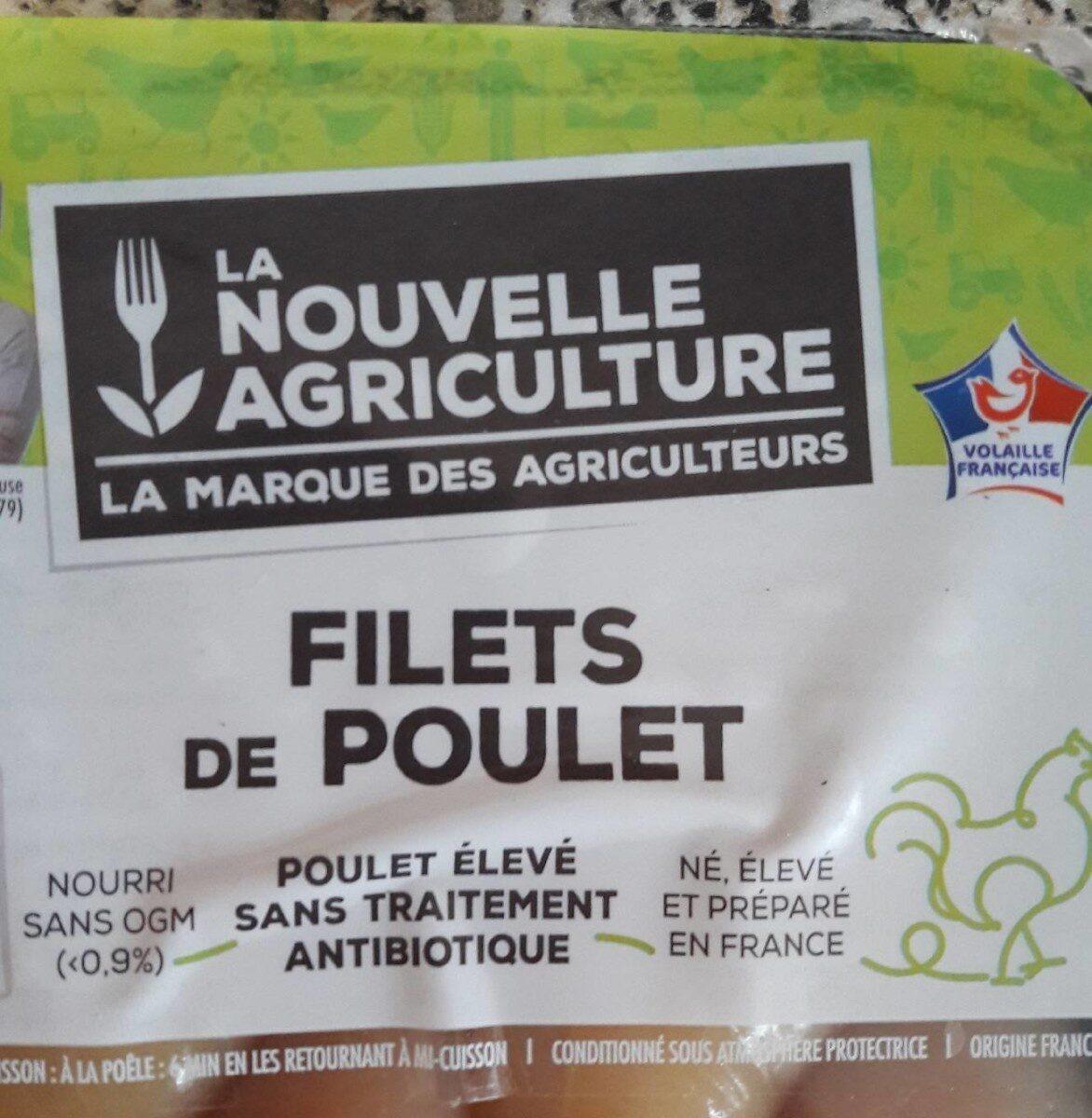 Filets de poulets - Product - fr