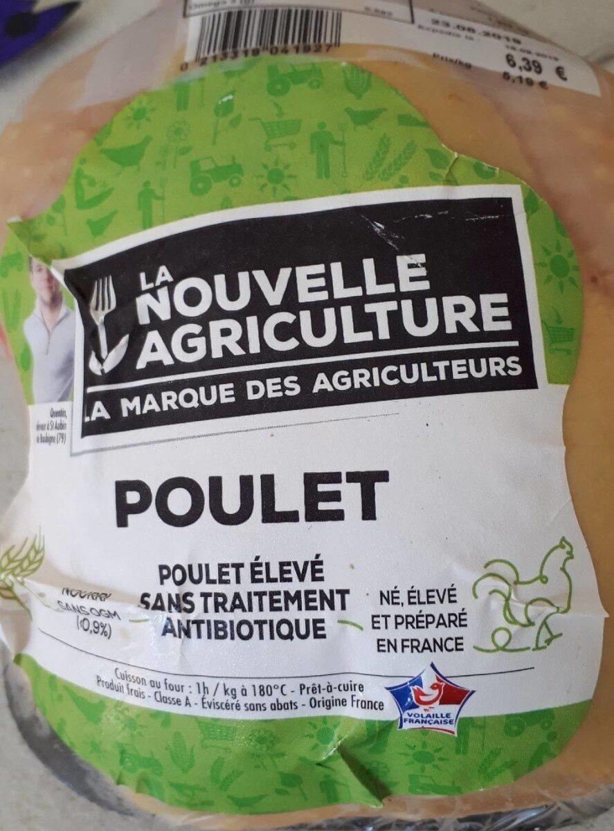 Poulet élevé sans traitement antibiotique - Product