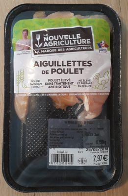 Aiguillette de poulet - 1