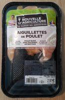 Aiguillette de poulet - Product - fr