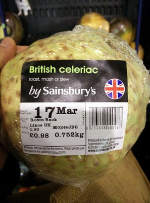 Celeriac - Product