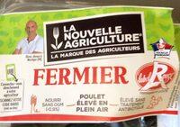 Poulet fermier label rouge - Prodotto - fr