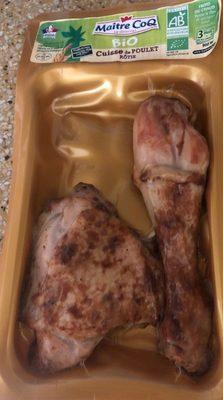 Cuisse de poulet rotie - Produit
