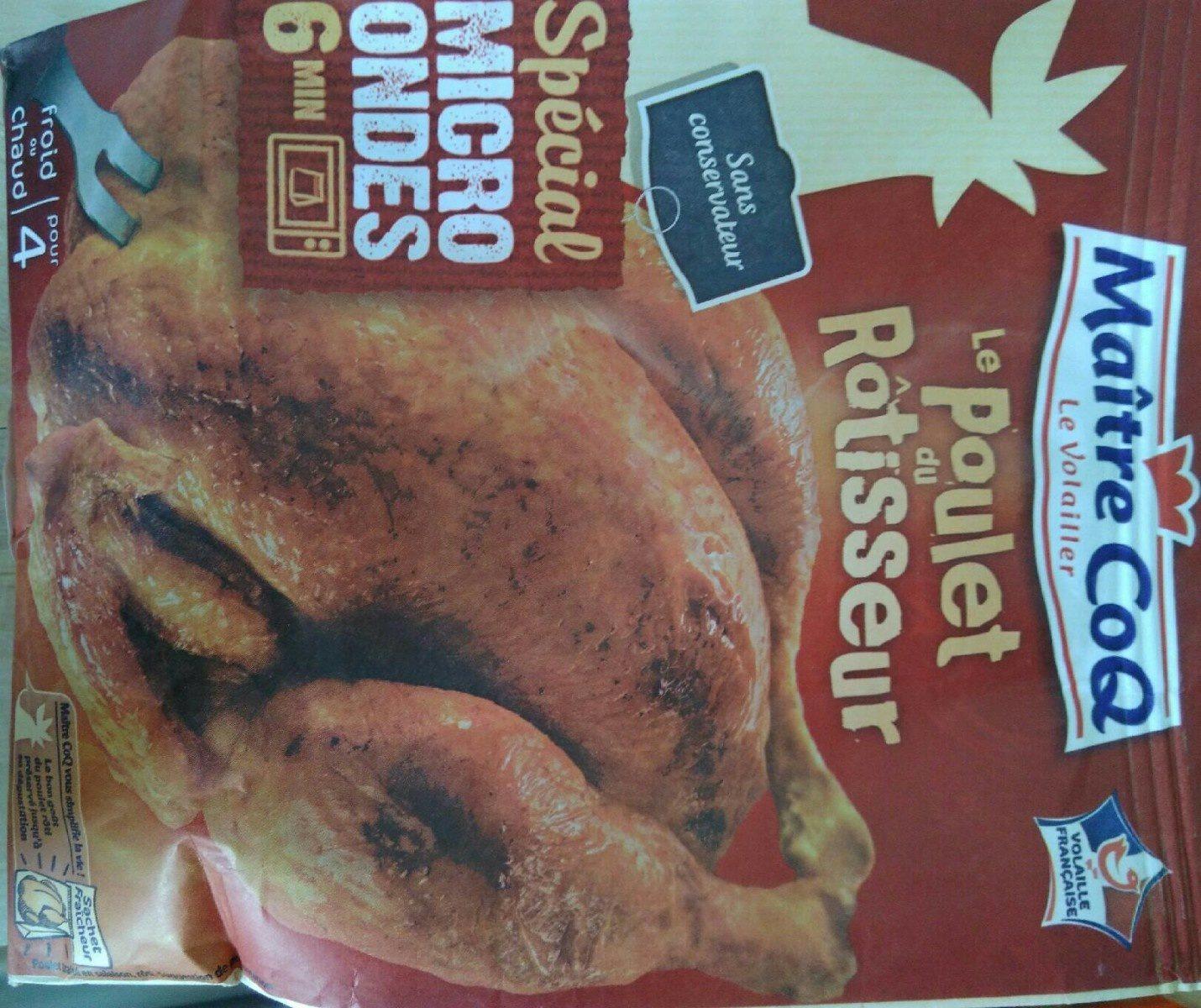 Le poulet du rôtisseur - Product