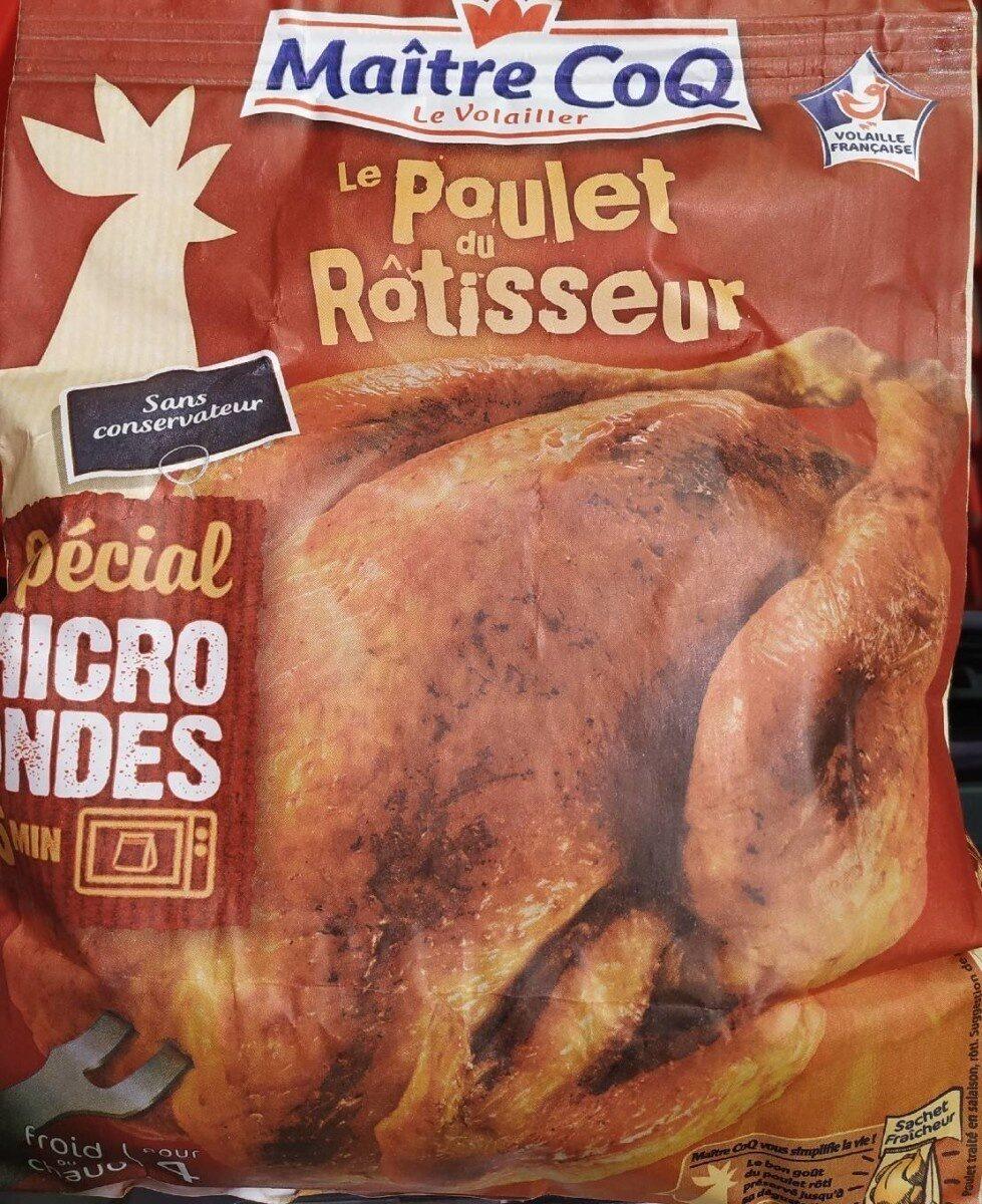 Le poulet du rôtisseur - Produit
