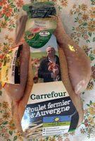 Poulet fermier jaune FQC - Produit