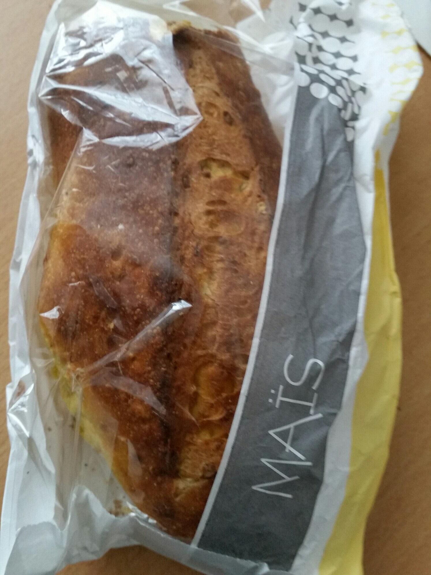 pain de maïs - Produit
