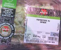 Piemontaise au jambon - Produit - fr