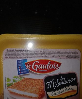 LES milanaises - Product