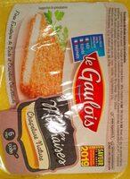 Escalopes le gaulois - Informations nutritionnelles - fr