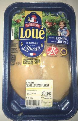 Poulet fermier - Product