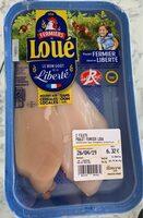 2 Filets poulet fermier - Product - fr