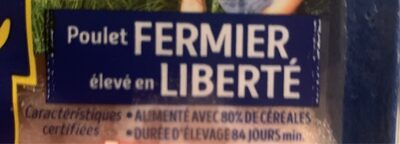 Aiguillette poulet fermier - Ingredients - fr
