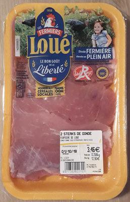 Steaks de dinde - Product - fr
