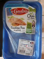 escalope fine de poulet - Produit