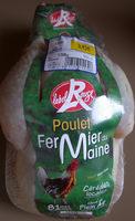 Poulet fermier du Maine - Produit - fr