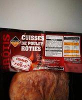 Cuisses de poulet rôties - Ingredienti - fr